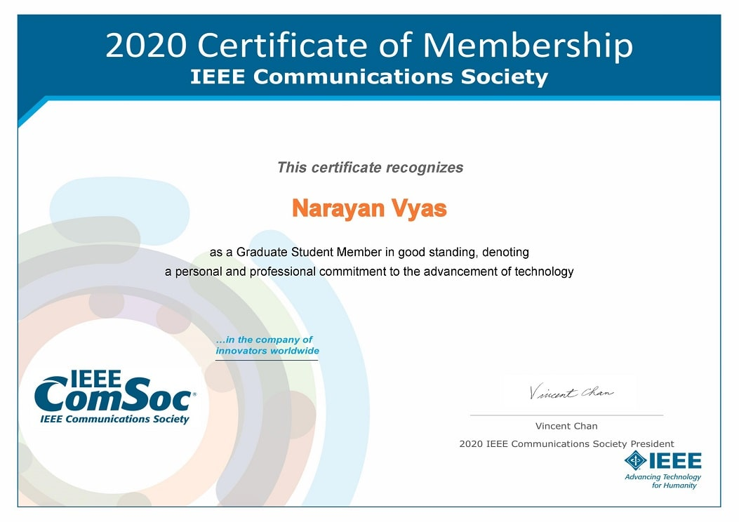 IEEE Communication Society